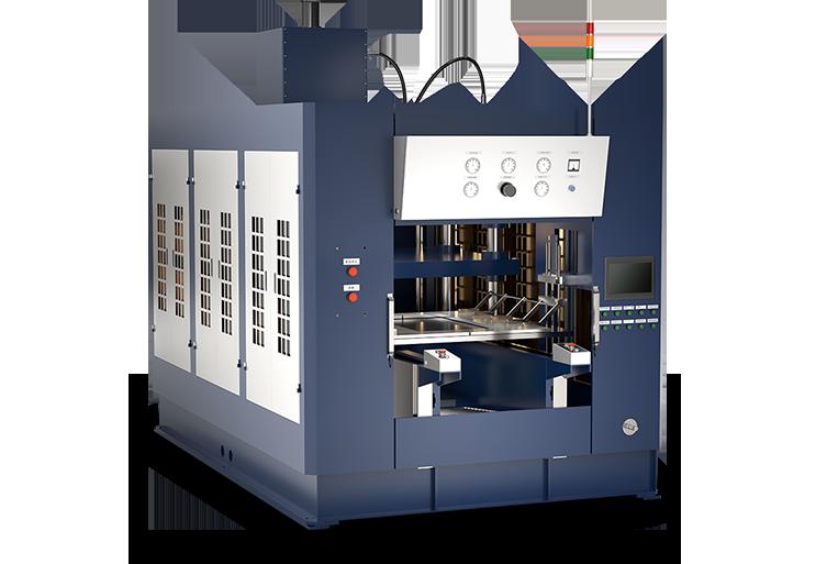 SZ-5030M Model of Medium Air Pressure Forming Machine
