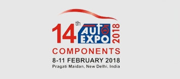 The 14th Auto Expo Components 2018