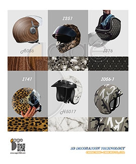 Special Collections - Helmet Serie